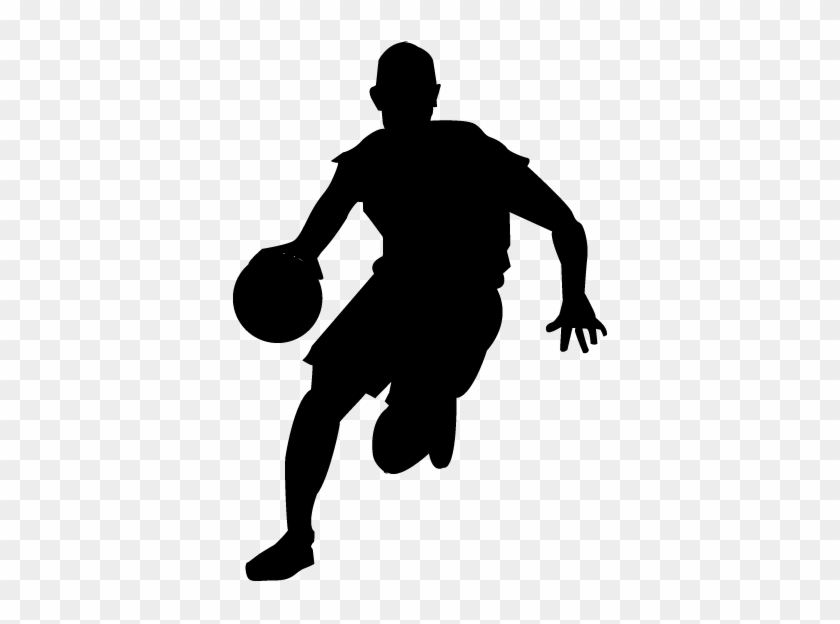 Image Result For Basketball Silhouettes For Little - Basketball Silhouette #18221