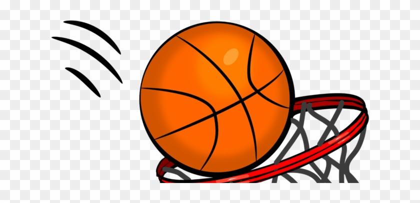 Basketball - Basketball Hoop Clip Art #18222