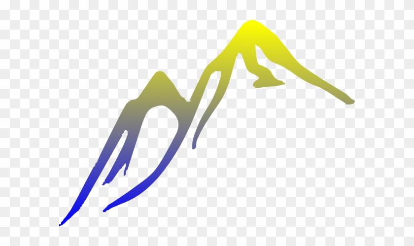 Mountain Clip Art - Mountain Clip Art Free #18225