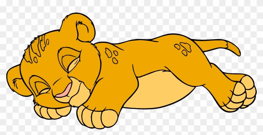 Lion King Png - Roi Lion Simba Bébé #18241