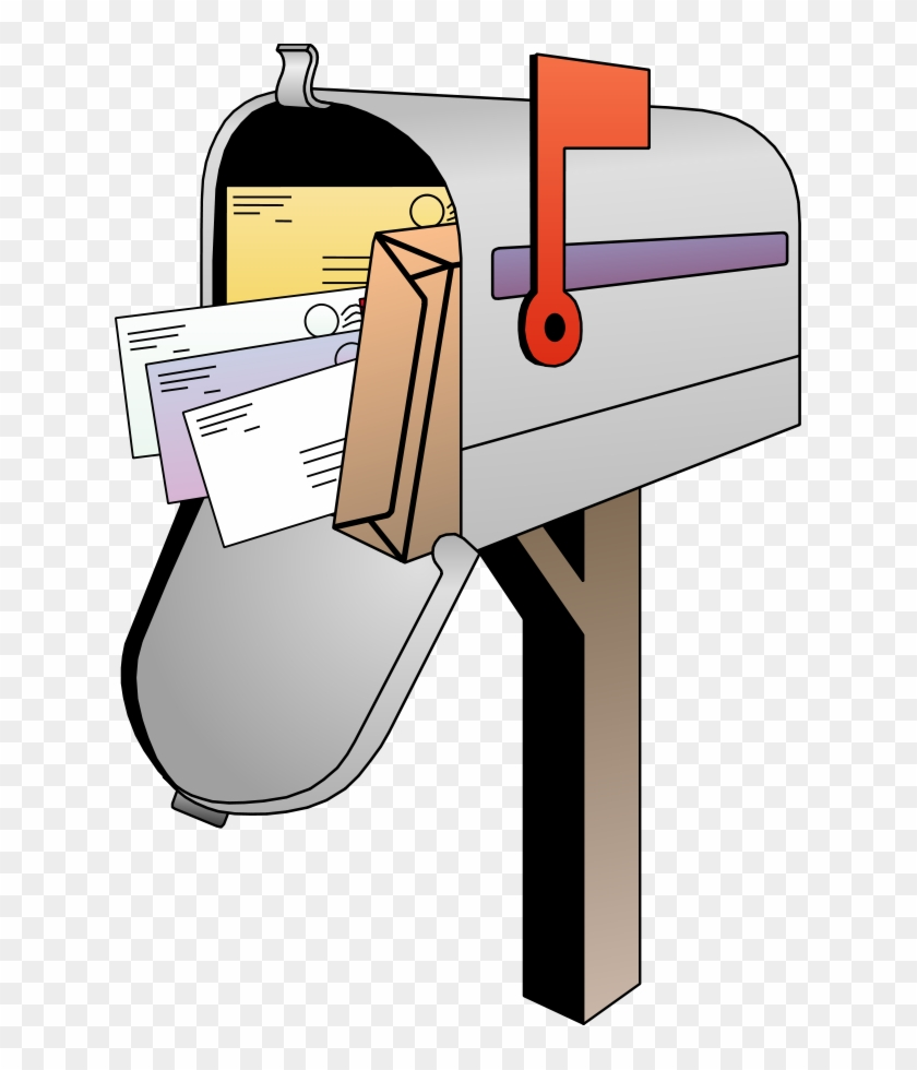 Mail Mail Clipart Free Images - Mailbox Clip Art #18240