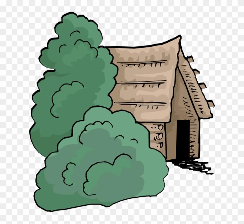 Mountain - Log Cabin #18260