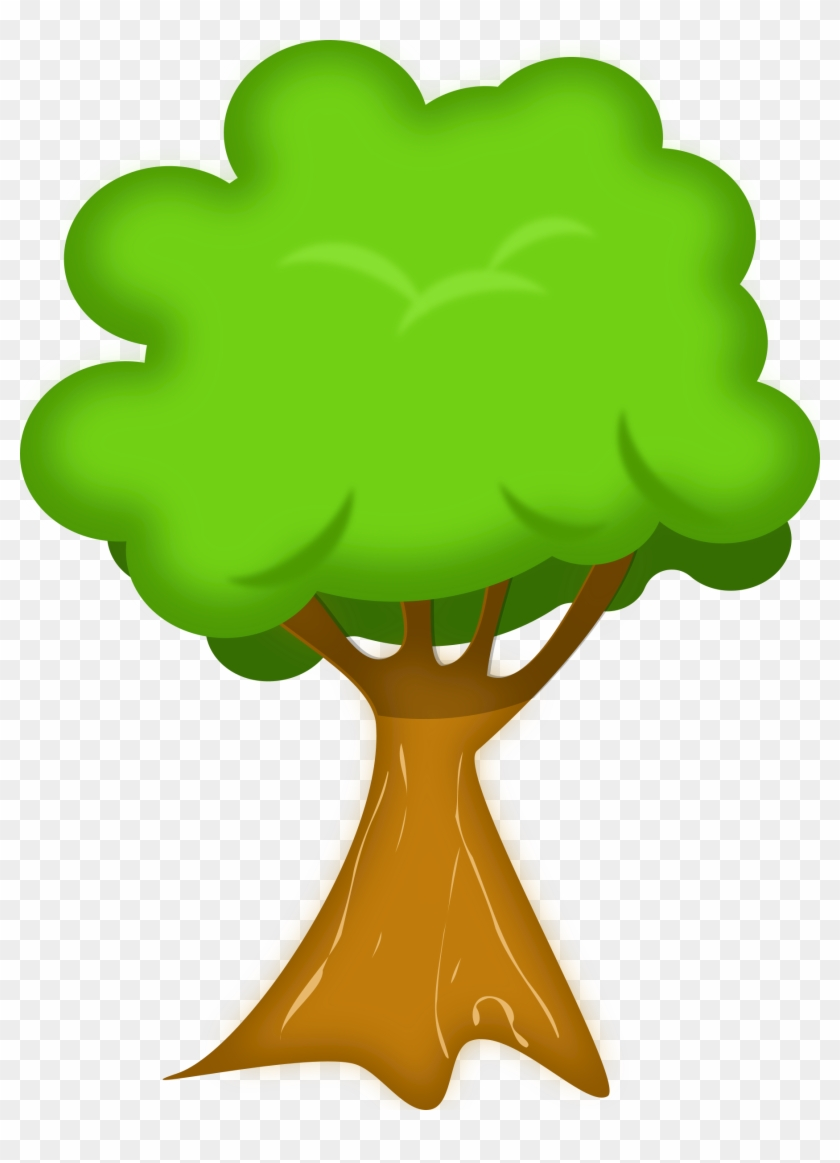 Free To Use Public Domain Trees Clip Art - Trees Clip Art #18271