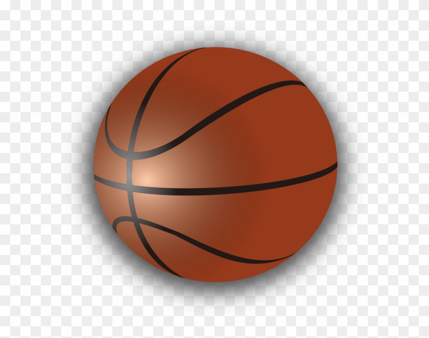 Small Basketball Clipart - Basket Ball With Transparent Backround #18311