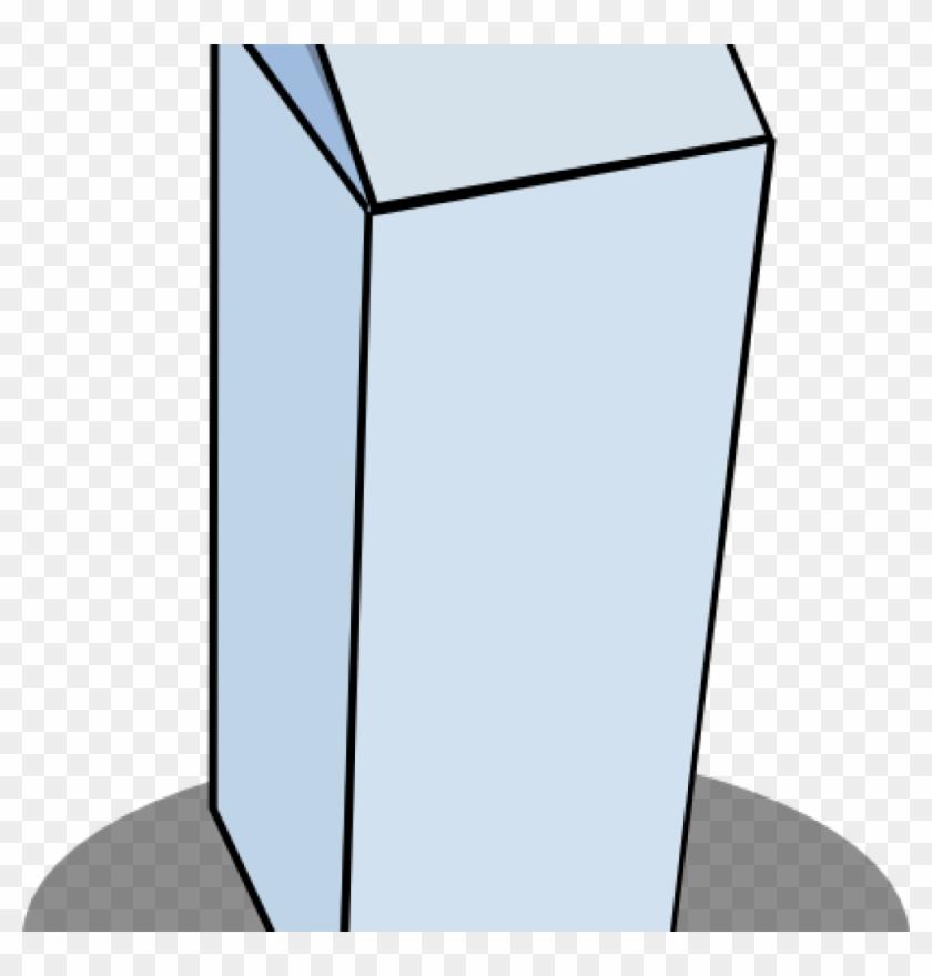 Milk Carton Clip Art Milk Carton Clip Art Free Vector - Milk Carton Clip Art #18391
