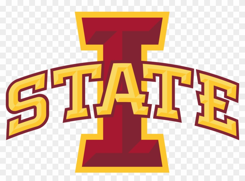 Iowa State Cyclones Logo - Iowa State University Logo #18401
