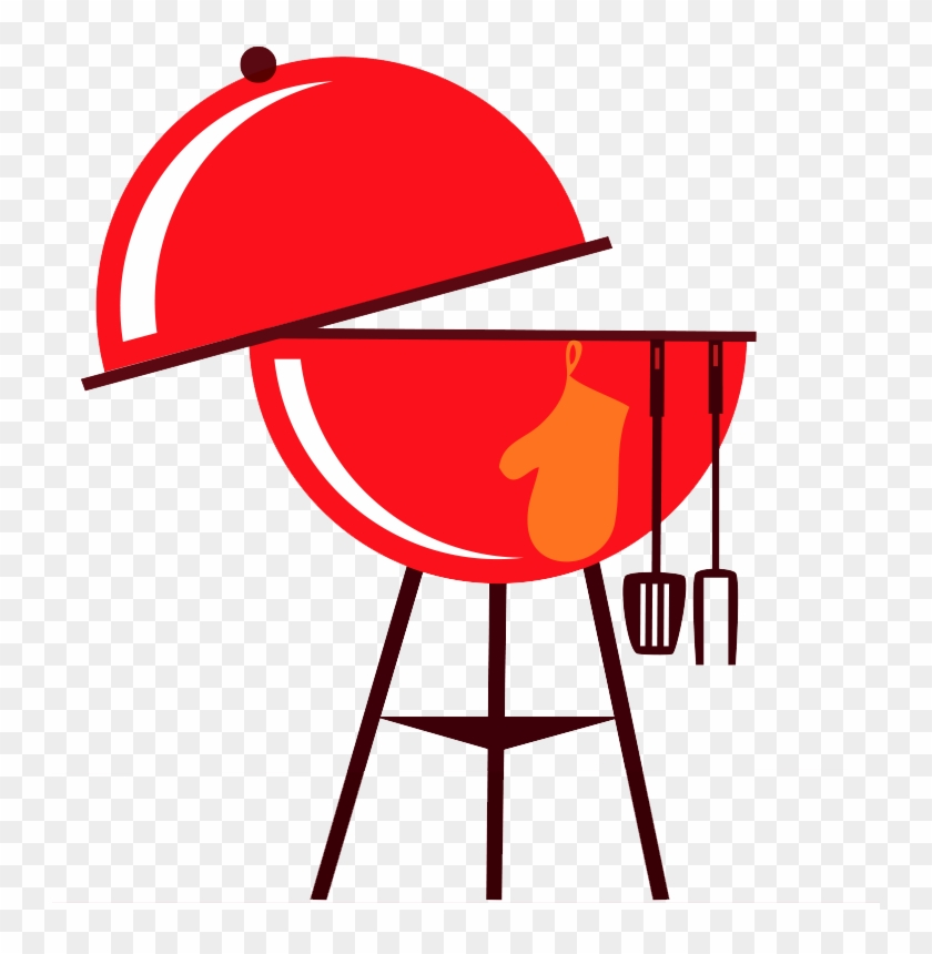 Bbq Grill Clipart Png #18471