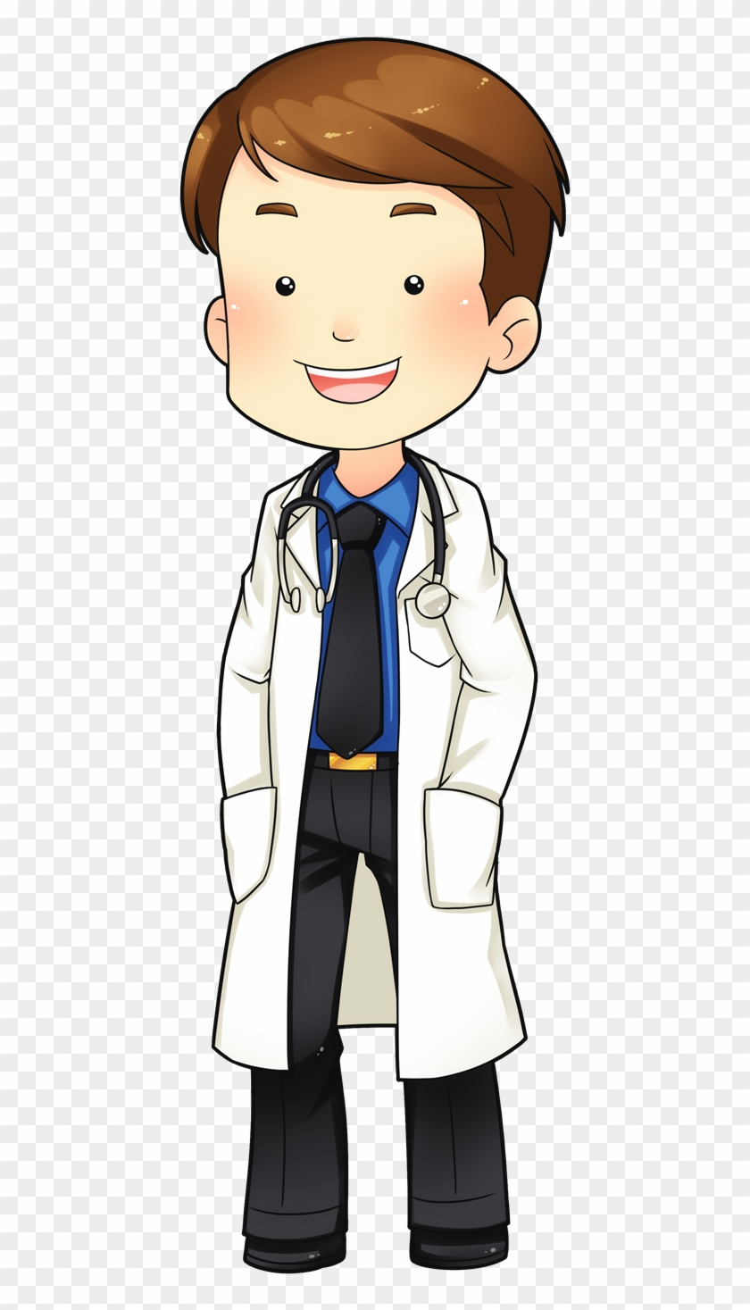 Doctor Free To Use Clipart - Doctor Clipart #18484