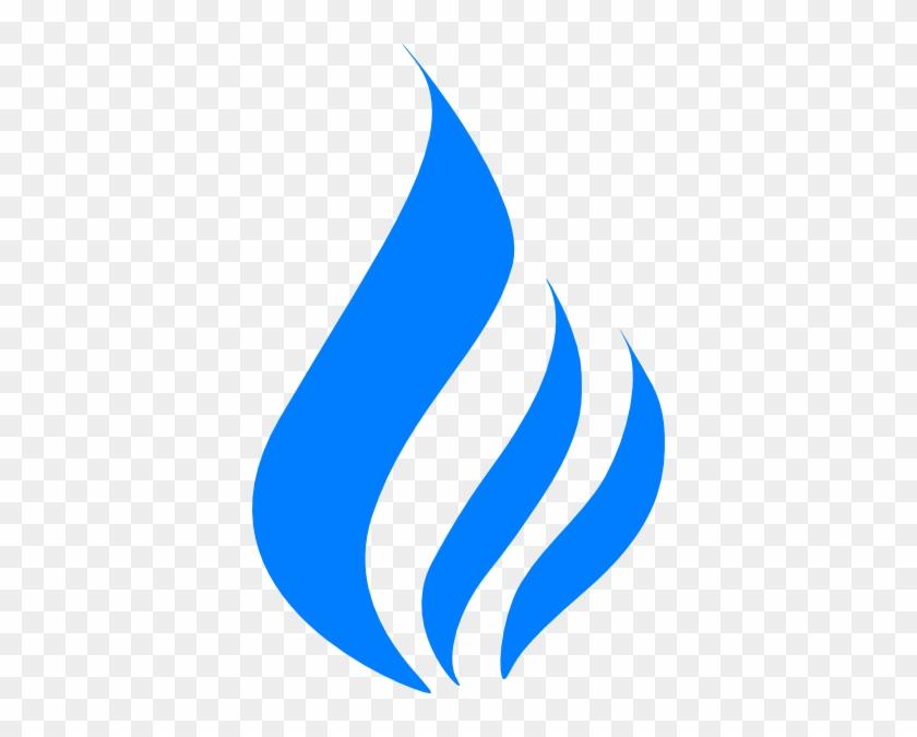 Image Blue Flames Png Transparent Image - Blue Torch Clip Art #18502