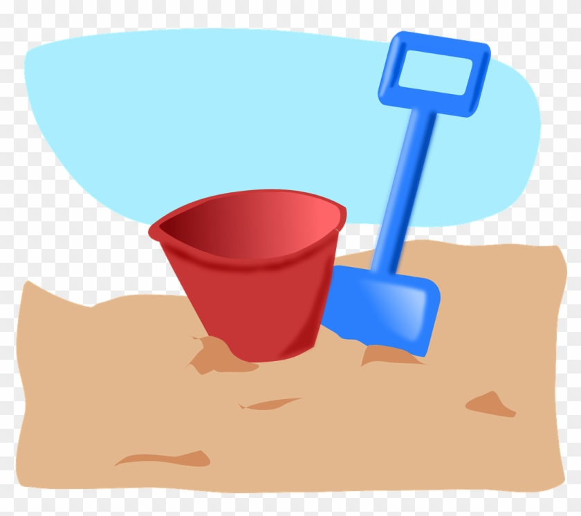 Bucket And Spade Clipart #18508
