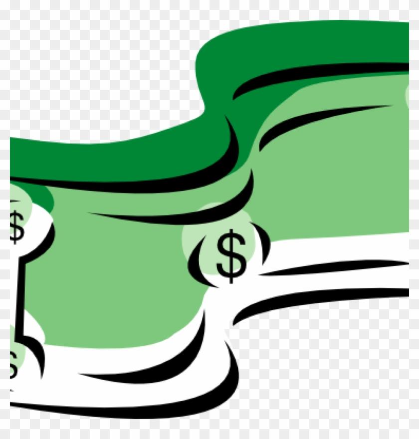 Clipart Money Saving Money Clipart Clipart Panda Free - Dollar Bill Clip Art #18527