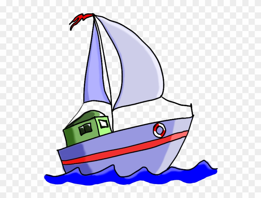 Free Cartoon Boat Clipart Pictures Download Clip Art - Boat #18558