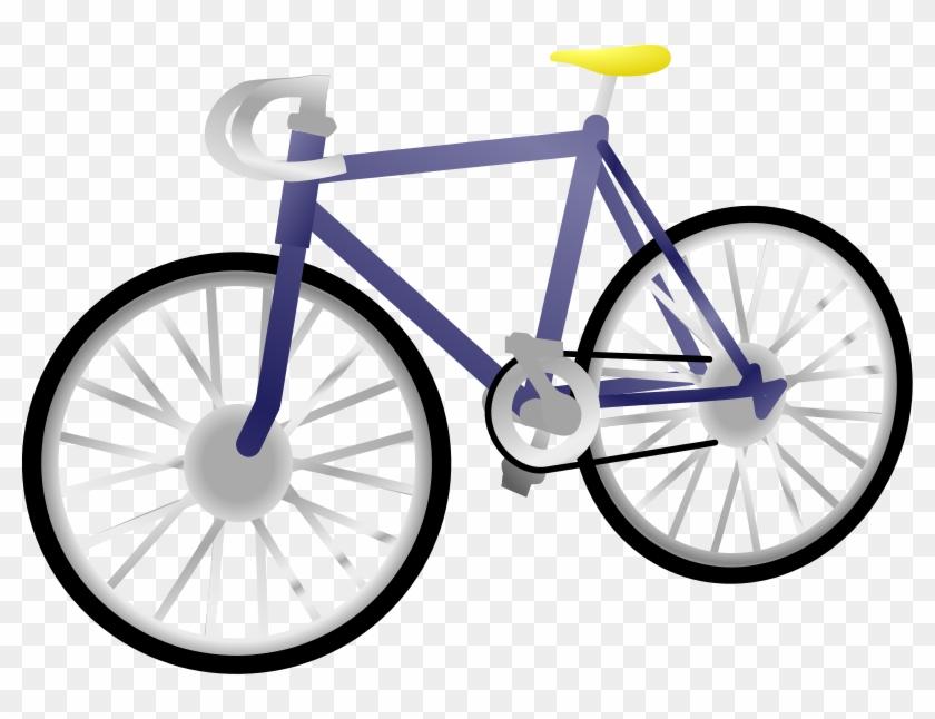 Bicycle Clip Art Transparent #18566