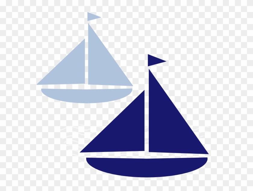 Sailboat Silhouette Clip Art - Free Sailboat Clip Art #18603