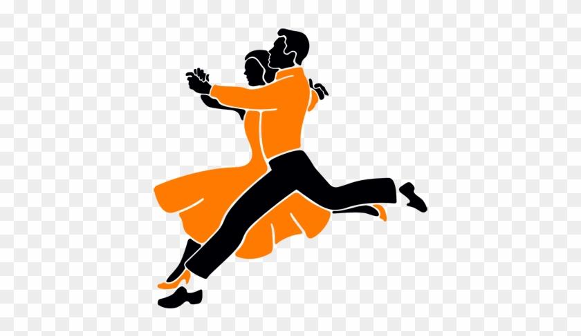 Quickstep - Quick Step Dance Clip Art #18653