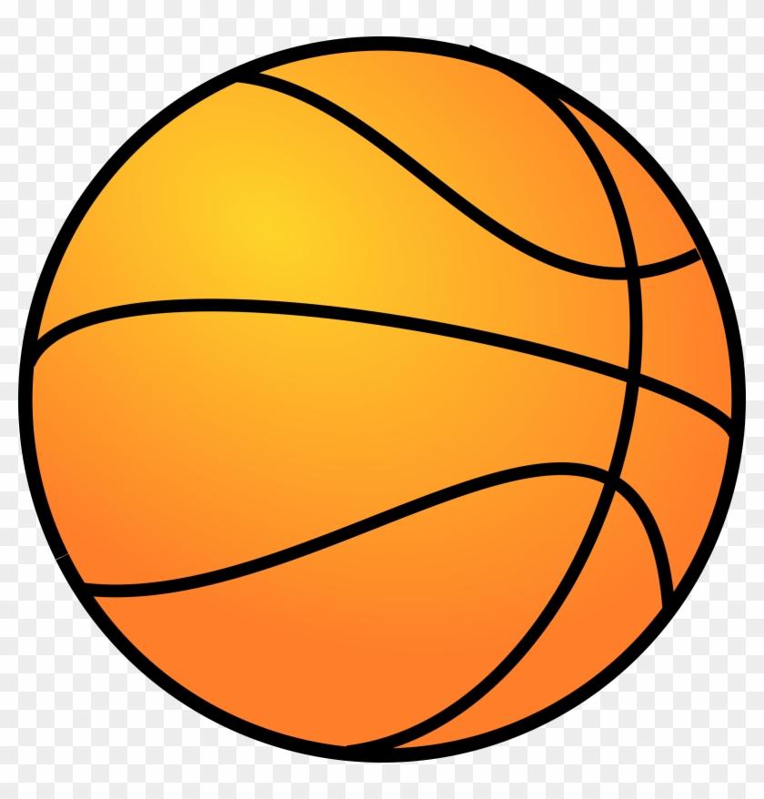 Basketball - Pelota De Basquet Dibujo #18707