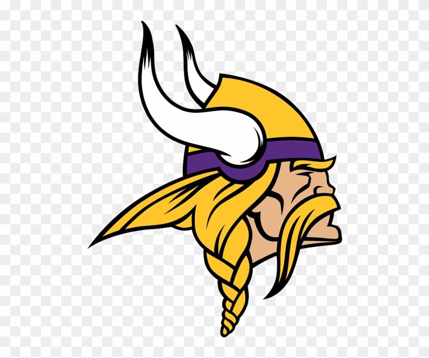 Vikings-logo - Minnesota Vikings Logo #18722