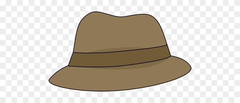 Detective Hat - Detective Hat Clipart #18732
