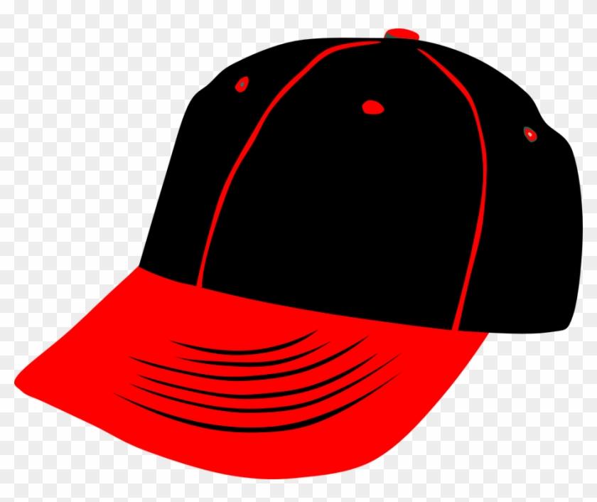 Cap Baseball Hat Isolated Visor Casual Wear - Hat Clipart #18745