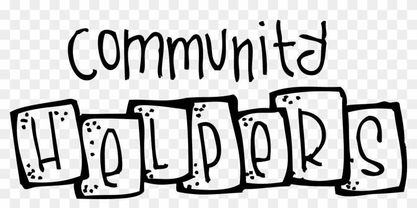 Inspiring Community Helpers Pictures Nice Design - Community Helpers Clip Art #18779