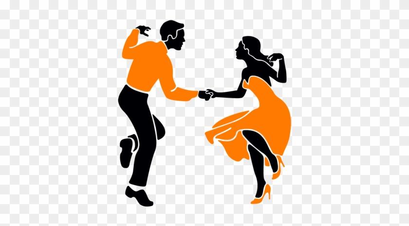 Cha Cha Cha - Jive Dance Clip Art #18787