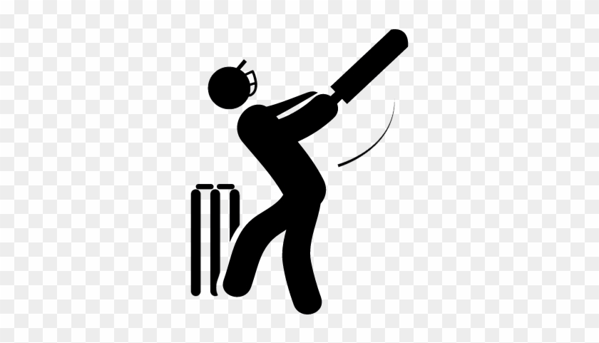 Cricket - Cricket Icon Vector Png #18803