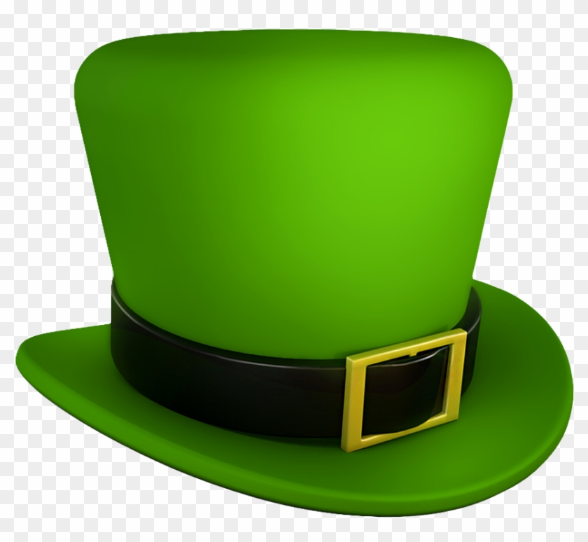 Cap Clipart Hat Day - St Patricks Day Hat Png #18813