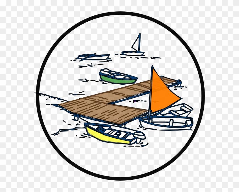 Dock Boat Clipart, Explore Pictures - Dock Clip Art #18821