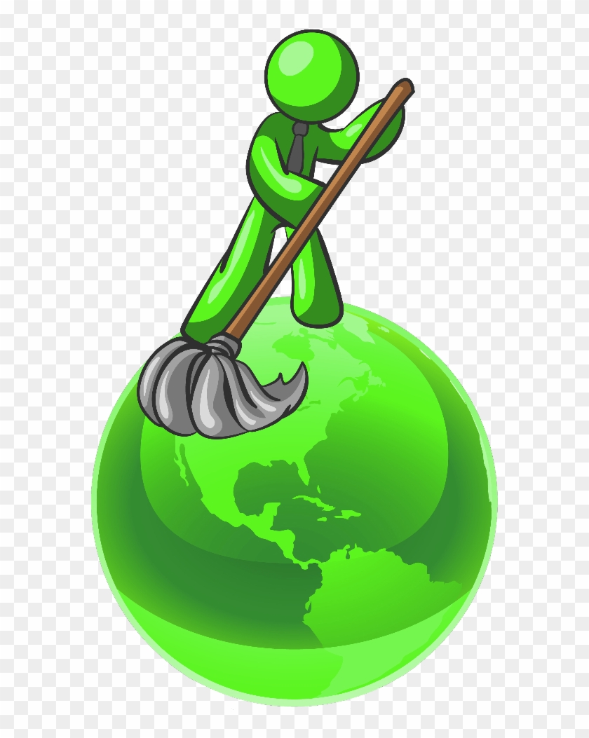 Cleaning Janitorial Clipart - Poster Of Clean Environment #18826