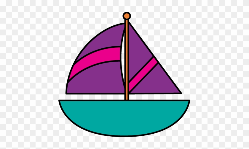Clip Art Boat Png - Clipart Of Sail Boat #18838