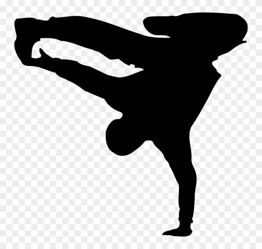 Dance - Break Dance Vector #18849