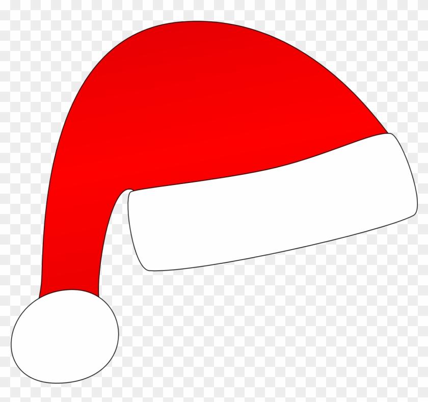 Christmas Hat Clip Art Image - Santa Suit #18859