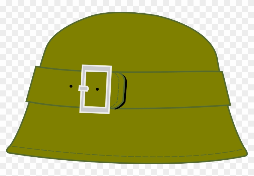 Sombrero Free To Use Clipart - Soldier Hat Clip Art #18996