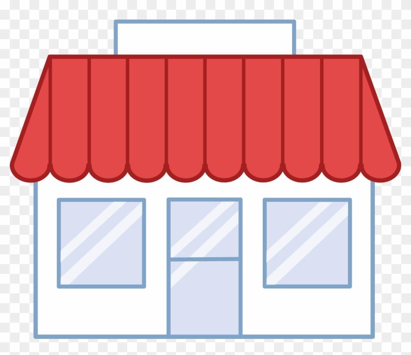 Store Clipart - Shop Building Clipart #19039