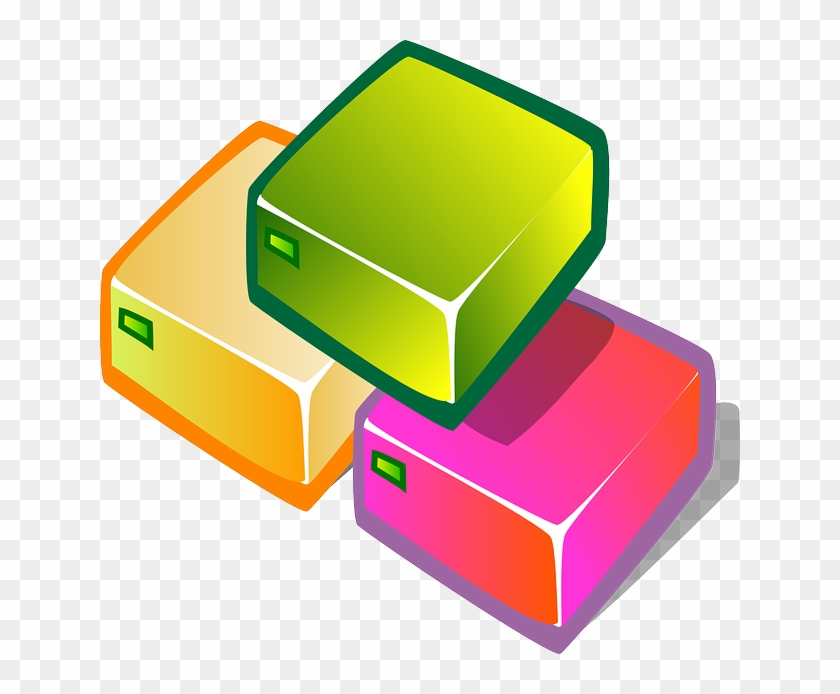 Building Blocks Clip Art At Clker - Building Blocks Icon .png #19061