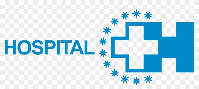 Hospital Clip Art - Logotipo De Un Hospital #19215