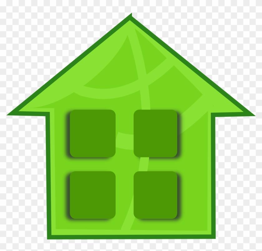 Building Icon Clip Art Download - Greenhouse Graphics #19233