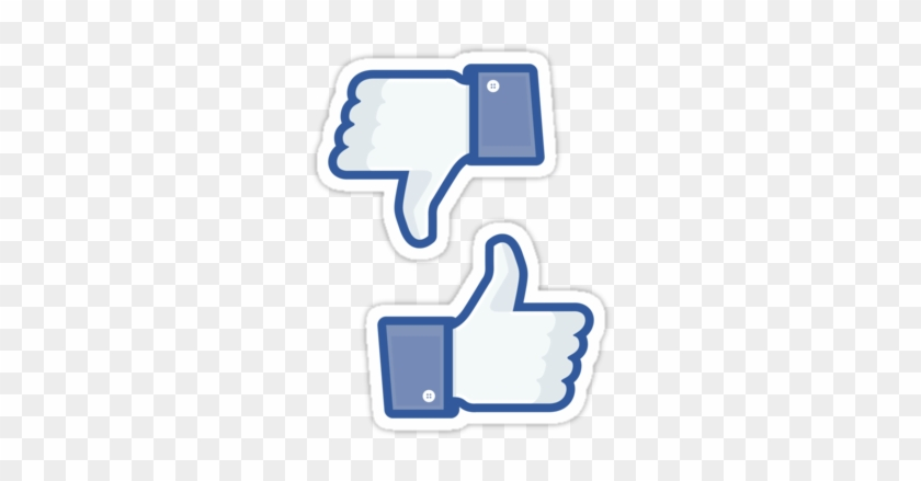 Facebook Like Thumbs Up 2\ - Facebook Thumbs Up Icon #19288