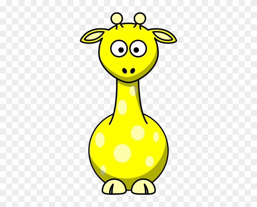 Giraffe Clipart Yellow Giraffe - 3drose Giraffe With Giraffe Print Ceramic Mug, 15-ounce #19317