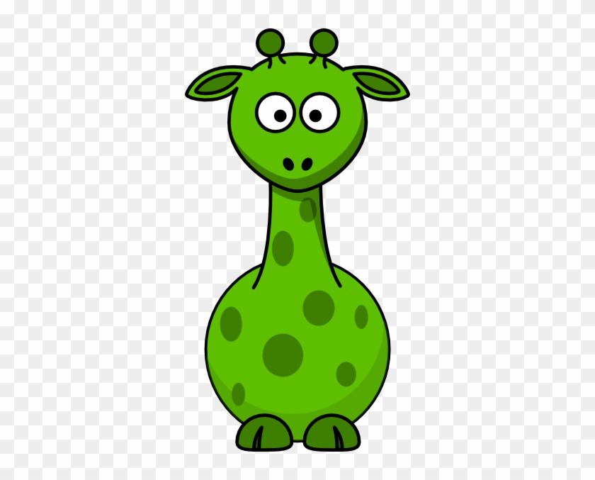 Cartoon Giraffe #19336