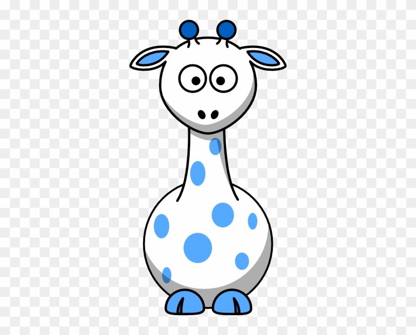 Cartoon Giraffe Clipart - Cartoon Giraffe #19338