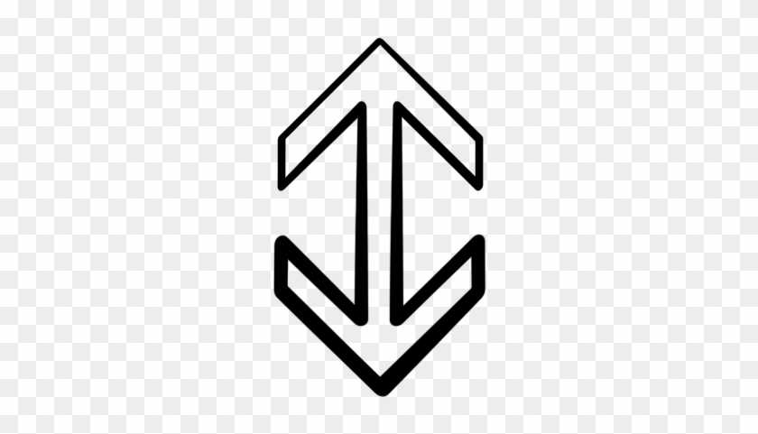 Arrow Clipart Up And Down - Marker Pen #19375