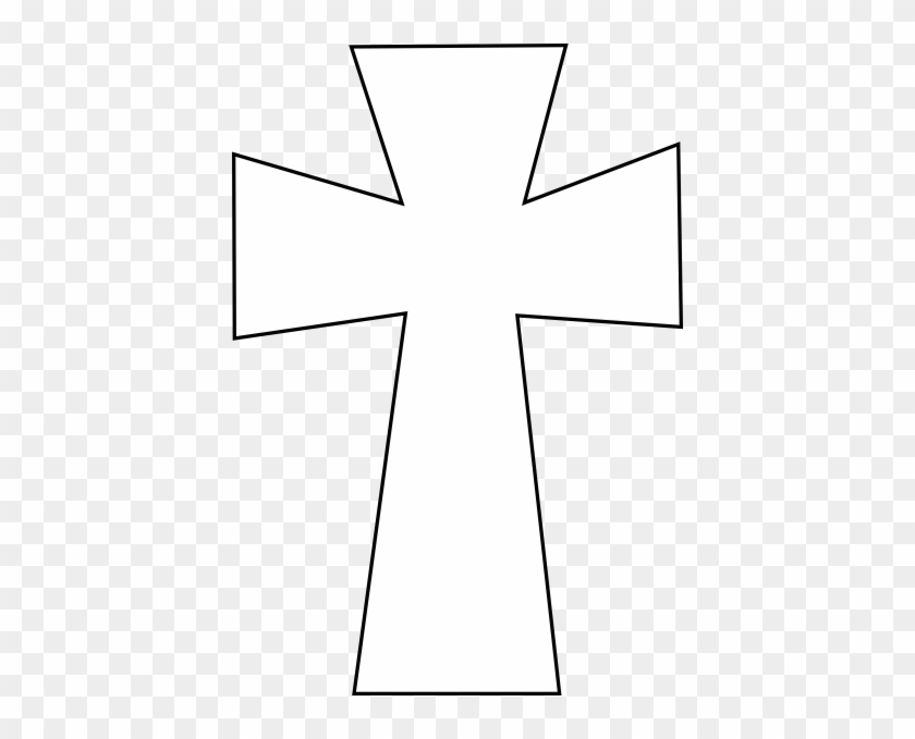 photograph relating to Free Printable Cross referred to as template for a cross -