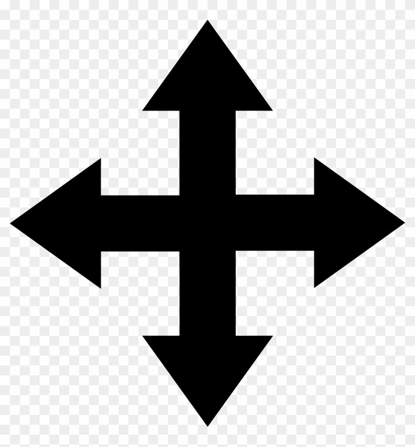 Arrow Clipart Directional Arrow - Arrow Clipart Directional Arrow #19515