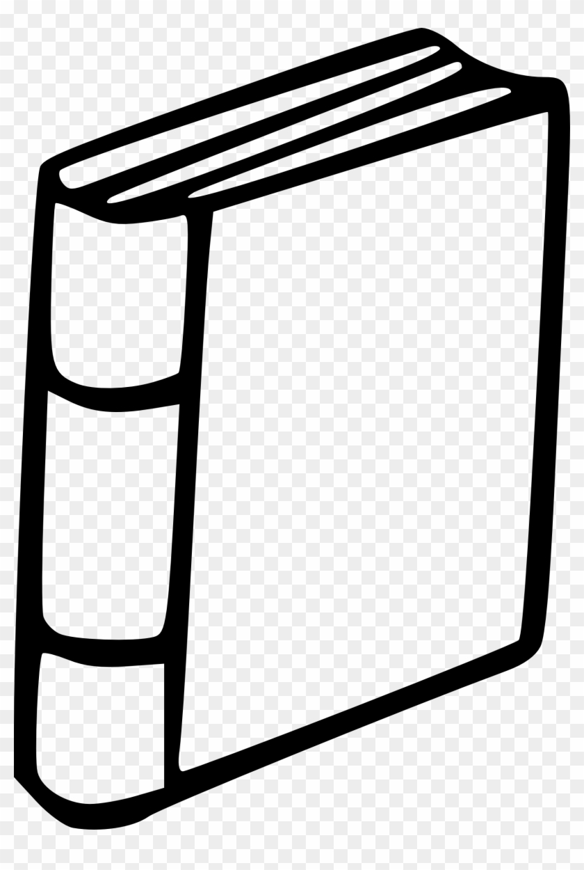 Other Clipart Eci Book Cliparting - Book Black And White #19556