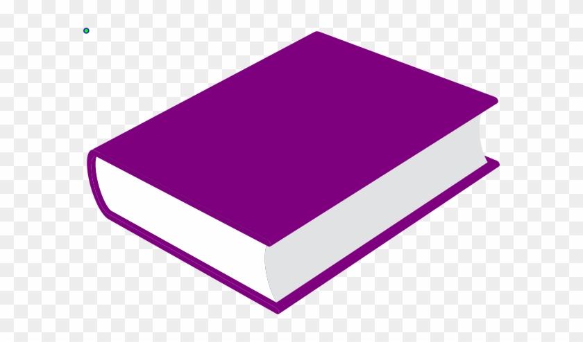 Purple Book Clip Art At Clker Com Vector Online Clipart - Purple Book Clip Art At Clker Com Vector Online Clipart #19557