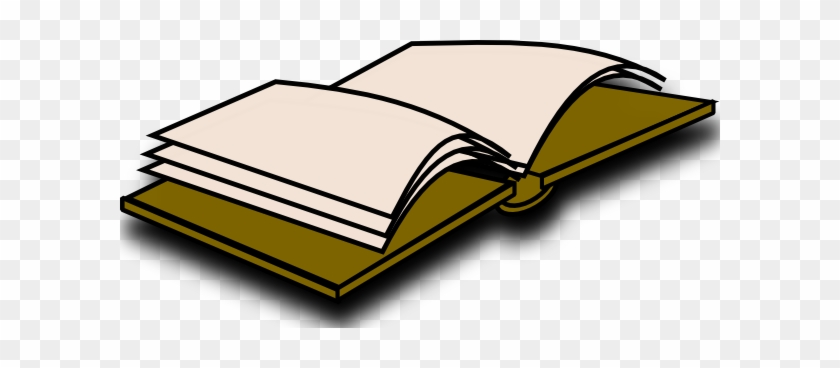 Open Book Icon Clip Art - Tell Me A Story #19599