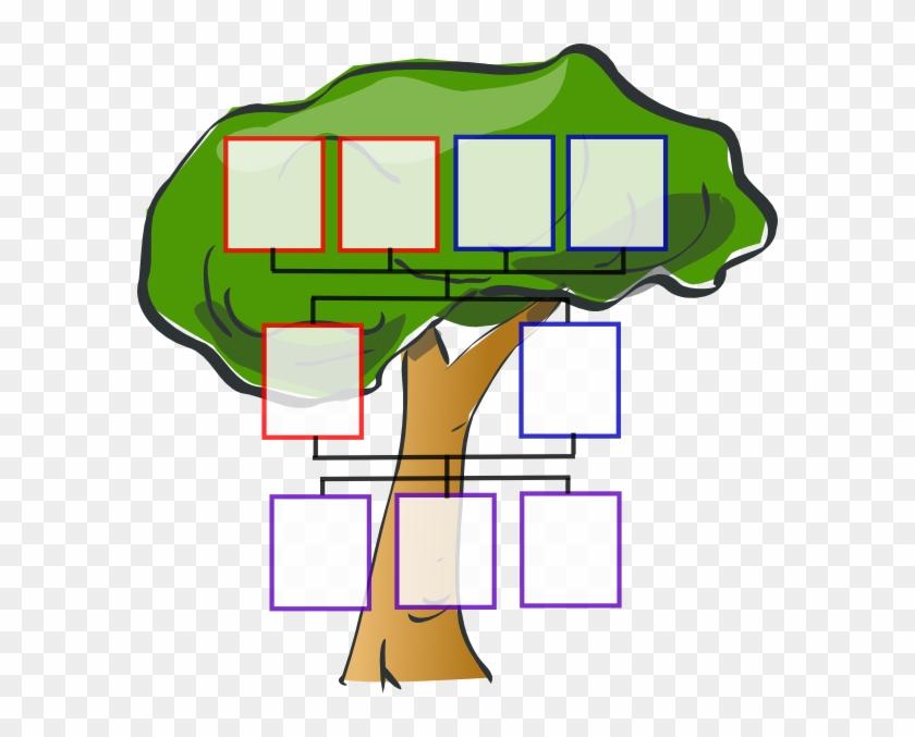 Totetude Family Tree Three Kids Clip Art At Clker - Tree Clip Art #19614
