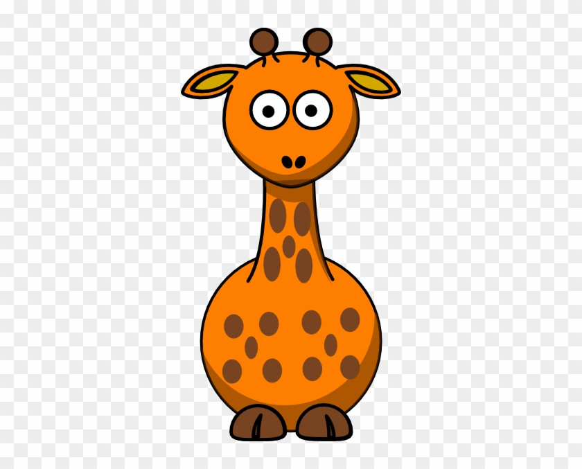 Cartoon Giraffe #19635