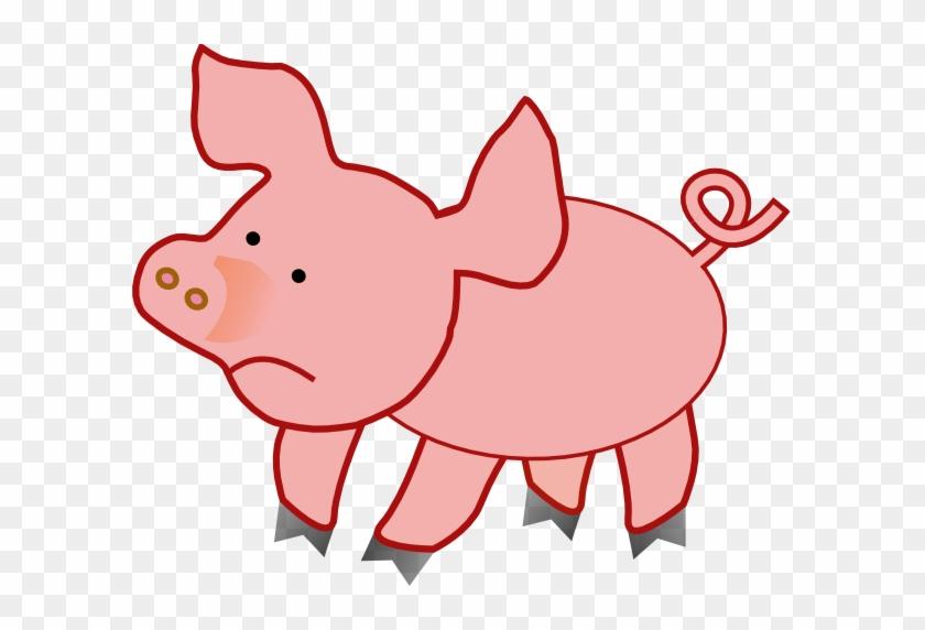 Piglet Clip Art - Pig Clip Art #19655